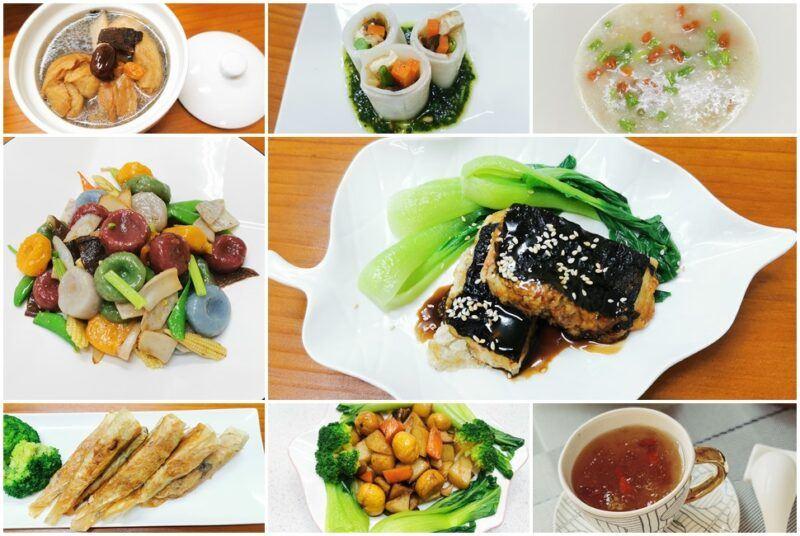 1090920素食月子餐課程研習花絮